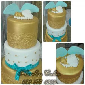noelene baby shower cake