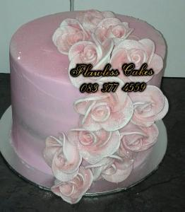 shirdika baby shower cake