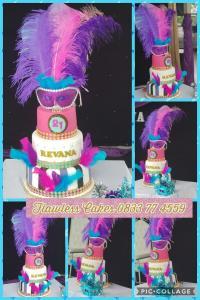 revana 21st birthday