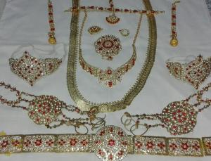 Tamil Bridal Set