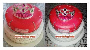Aylesa Tiana Ganesh Christening Cake