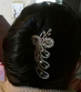 Nani Hair wedding day