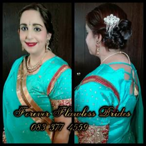 Pranisha Wedding Day
