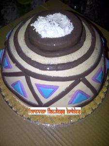 Calabash Cake