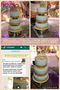 prechelle wedding cake
