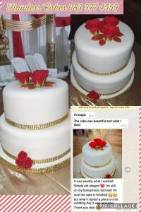 sharyn wedding cake