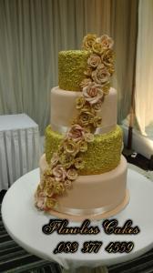sumana wedding cake