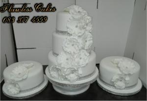 wenzile wedding cake