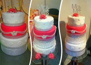Bridal Fair display