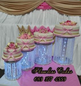 doudou wedding cake