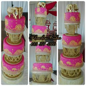 kelvina wedding cake