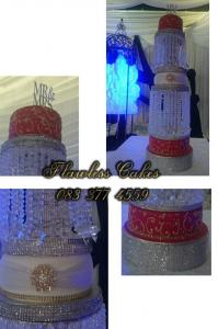 kubeshnie wedding cake