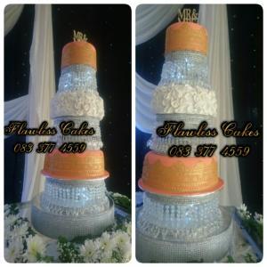 maggie wedding cake