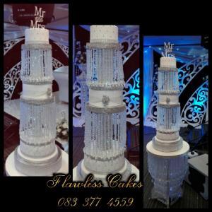 samira wedding cake