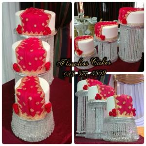 vikashnie wedding cake