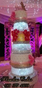vilosh wedding cake